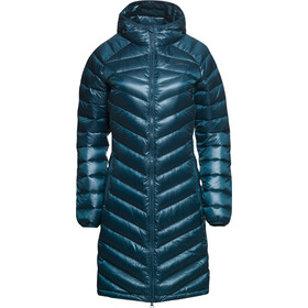 Yeti Pearth Daunenmantel Damen arctic night